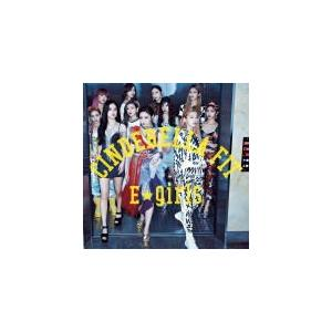 E-girls CD+DVD/シンデレラフィット 19/7/24発売 オリコン加盟店|ajewelry