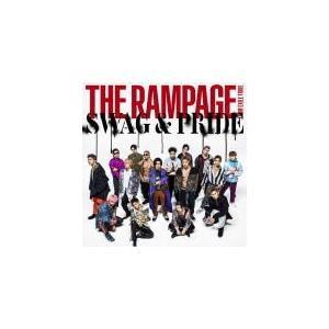 特典ポスタープレゼント(希望者)THE RAMPAGE from EXILE TRIBE CD+DVD/SWAG & PRIDE 19/10/2発売|ajewelry