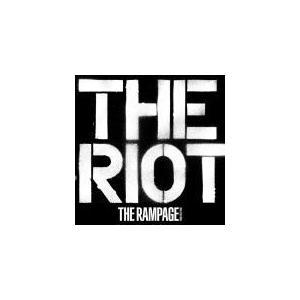 豪華盤(初回仕様) THE RAMPAGE from EXILE TRIBE CD+2DVD/THE RIOT 19/10/30発売 オリコン加盟店|ajewelry