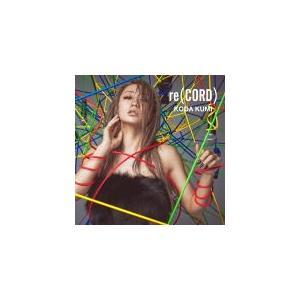 特典ジャケ写絵柄ポスカ(外付)倖田來未 CD+DVD/re[CORD] 19/11/13発売 オリコン加盟店|ajewelry