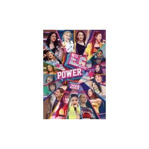 通常盤 E.G.family 3Blu-ray/E.G.POWER 2019 〜POWER to the DOME〜 19/7/24発売 オリコン加盟店|ajewelry