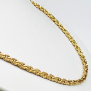 即納/K18 地金ネックレス/ゴールド ネックレス(代引不可)|ajewelry