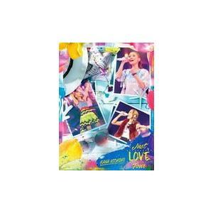 初回生産限定盤 西野カナ 2DVD/Just LOVE Tour 17/4/12発売