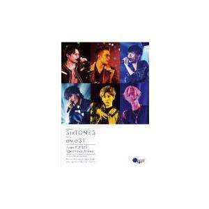 Blu-ray通常盤(取) 8Pリーフレット SixTONES 2Blu-ray/on eST 21/10/20発売 オリコン加盟店|ajewelry
