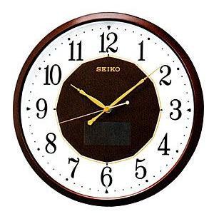 セイコー SEIKO/ハイブリッドソーラー電波掛け時計 32.5cmの大型サイズ掛時計 SF241B(取寄せ/代引不可) ajewelry