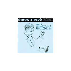 クラッシック名盤シリーズ アルトゥール・ルービンシュタイン CD/ブラームス:ピアノ協奏曲第2番 他 21/8/25発売 オリコン加盟店|ajewelry