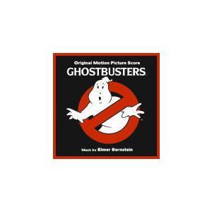 エルマー・バーンスタイン CD/「ゴーストバスターズ」オリジナル・スコア 21/3/24 発売 オリコン加盟店|ajewelry