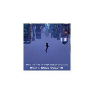 初回仕様(取) ダニエル・ペンバートン(音楽) CD/「スパイダーマン:スパイダーバース」オリジナル...