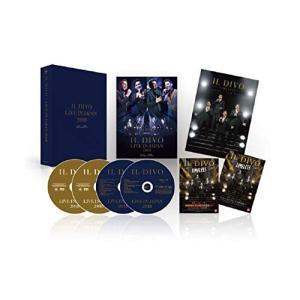 完全生産限定盤(取) イル・ディーヴォ 2Blu-specCD2+DVD+Blu-ray/ライヴ・アット・武道館2018(デラックス・エディション) 19/6/26発売 オリコン加盟店 ajewelry