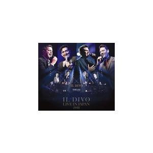 初回生産限定盤(取) イル・ディーヴォ 2Blu-specCD2+DVD/ライヴ・アット・武道館2018 19/6/26発売 オリコン加盟店 ajewelry