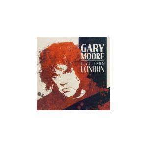 ゲイリー・ムーア CD/ライヴ・フロム・ロンドン 21/4/28発売 オリコン加盟店|ajewelry