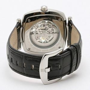 Salvatore Marra(サルバトーレマーラ) メンズウォッチ/2WAY 腕時計 懐中時計 自動巻き ブラック SM18114-SSBK(取寄せ/代引不可)|ajewelry|04