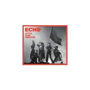 初回生産限定盤A DVD付 Little Glee Monster CD+DVD/ECHO 19/9/25発売 ajewelry