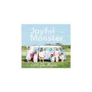 初回生産限定盤(取) Little Glee Monster CD+DVD/Joyful Monster 17/1/6発売