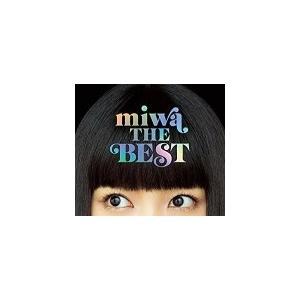 初回生産限定盤 miwa 2CD+DVD/miwa THE BEST 18/7/11発売