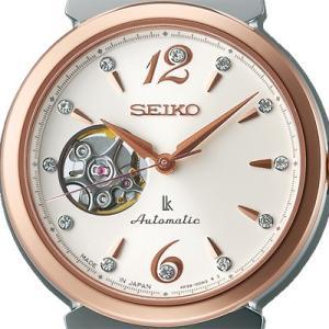 SEIKO(セイコー) レディースウォッチ/LUKIA(ルキア) メカニカル 丸型 自動巻き(手巻つき) SSVM012(取寄せ/代引不可) ajewelry 02