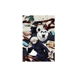 初回生産限定版(ハ取)描き下ろし三方背ケース ドラマCD付他 TVアニメ DVD+CD/呪術廻戦 Vol.5 DVD 21/5/26発売 オリコン加盟店|ajewelry