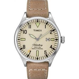 TIMEX(タイメックス) ウォッチ/ウォーターベリー S.B.Foot Leather ミッドサイズ TW2P84500 (取寄せ/代引不可)|ajewelry