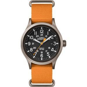 TIMEX(タイメックス) ウォッチ/エクスペディション スカウト Scout オレンジ TW4B04600(取寄せ/代引不可)|ajewelry