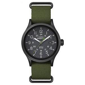TIMEX(タイメックス) ウォッチ/エクスペディション スカウト Scout グリーン TW4B04700(取寄せ/代引不可)|ajewelry