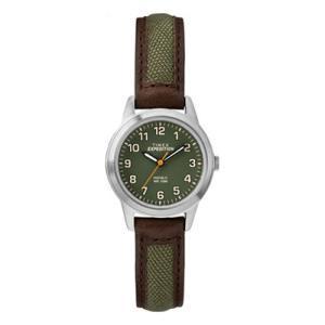 TIMEX(タイメックス) ウォッチ/エクスペディション フィールド ミニ 26mm グリーン TW4B12000(取寄せ/代引不可)|ajewelry