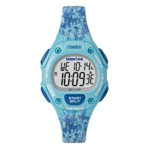 TIMEX(タイメックス) ウォッチ/アイアンマンクラシック30 デジタル ブルー TW5M16200(取寄せ/代引不可)|ajewelry