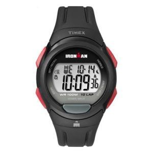 TIMEX(タイメックス) ウォッチ/アイアンマンエッセンシャル10 デジタル ブラック TW5M16400(取寄せ/代引不可)|ajewelry