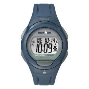 TIMEX(タイメックス) ウォッチ/アイアンマンエッセンシャル10 デジタル ネイビー TW5M16500(取寄せ/代引不可)|ajewelry