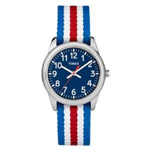 TIMEX(タイメックス) キッズウォッチ レディスウォッチ/タイムティーチャー ブルー TW7C09900(取寄せ/代引不可)|ajewelry