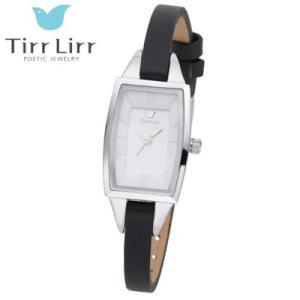 Tirr Lirr(ティルリル) レディスウォッチ/JewelryWatch ジュエリーウォッチ/ブラック TWC-003BK(取寄せ/代引不可)|ajewelry