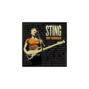 スティング SHM-CD/マイ・ソングス 19/5/24発売 オリコン加盟店|ajewelry