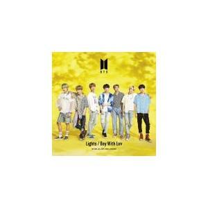初回限定盤A  BTS CD+DVD/Lights/Boy With Luv 19/7/3発売 オリコン加盟店|ajewelry