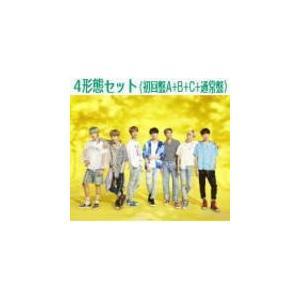 4形態同時購入特典:ポスター付(代引不可)初回盤A+B+C+通常盤(初回)セット BTS CD+DVD/Lights/Boy With Luv 19/7/3発売|ajewelry
