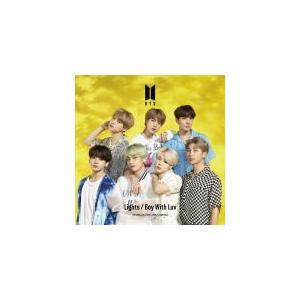 初回限定盤C  BTS CD+フォトブックレット/Lights/Boy With Luv 19/7/3発売 オリコン加盟店|ajewelry
