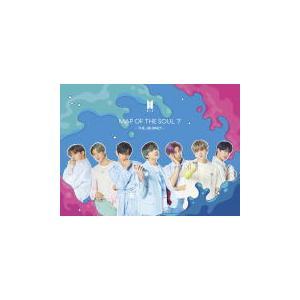 初回限定盤B (初回仕様) DVD付 シリアルナンバー封入 BTS CD+DVD/MAP OF THE SOUL : 7 ~ THE JOURNEY ~ 20/7/15発売 オリコン加盟店の商品画像 ナビ