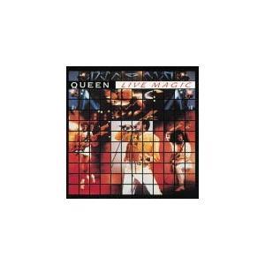 クイーン SHM-CD/ライヴ・マジック 19/4/17発売 オリコン加盟店|ajewelry
