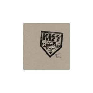 ミニチュアツアー・パンフレット封入 KISS 2SHM-CD/オフ・ザ・サウンドボード: TOKYO 2001 21/7/14発売 オリコン加盟店|ajewelry