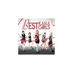 通常盤 KARA 2CD/BEST GIRLS 13/11/...
