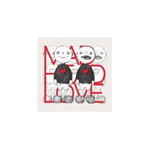 通常盤 米津玄師 CD/MAD HEAD LOVE/ポッピンアパシー 13/10/23発売 オリコン...