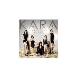 KARA CD+DVD/FANTASTIC GIRLS 初回...