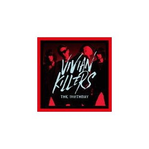初回限定Blu-ray盤(取)The Birthday CD+Blu-ray/VIVIAN KILLERS 19/3/20発売 オリコン加盟店|ajewelry