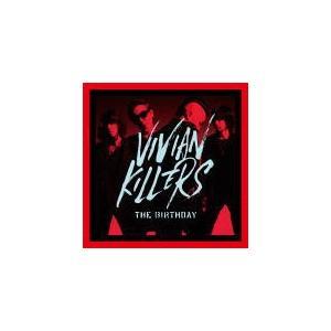 初回限定DVD盤(取)The Birthday CD+DVD/VIVIAN KILLERS 19/3/20発売 オリコン加盟店|ajewelry