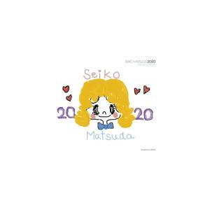 数量限定生産盤 本人書下ろしイラスト・ジャケット 松田聖子 CD/SEIKO MATSUDA 2020(デラックス・エディション) 21/10/20発売 オリコン加盟店|ajewelry