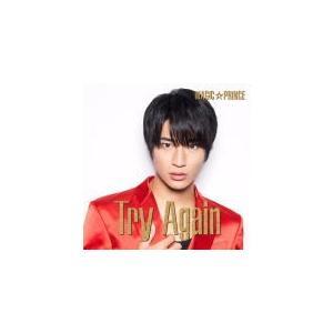 平野泰新盤 MAG!C☆PRINCE CD/Try Again 19/12/10発売 オリコン加盟店|ajewelry