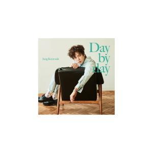 先着特典トレカ(外付) 通常盤(初回仕様) チャン・グンソク CD/Day by day 21/9/15発売 オリコン加盟店|ajewelry