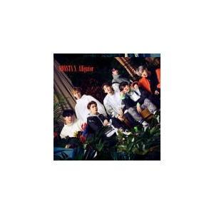 初回盤B(取) MONSTA X CD+DVD/Alligato 19/6/12発売 オリコン加盟店|ajewelry
