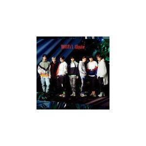 通常盤(初回プレス限定)(取) MONSTA X CD/Alligato 19/6/12発売 オリコン加盟店|ajewelry