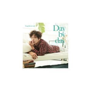先着特典トレカ(外付) 初回限定盤A 応募シリアル封入(初回) DVD付 チャン・グンソク CD+DVD/Day by day 21/9/15発売 オリコン加盟店|ajewelry