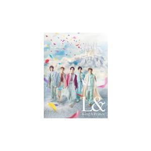 先着特典ステッカーシート(外付) 初回盤A 豪華パッケージ仕様 歌詞フォトブック付 King & Prince CD+DVD/L& 20/9/2発売 オリコン加盟店|ajewelry