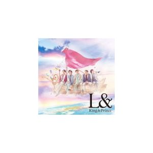 先着特典クリアポスター(外付) 初回盤B 三方背ケース仕様 フォトブック+歌詞カード付 King & Prince CD+DVD/L& 20/9/2発売 オリコン加盟店|ajewelry